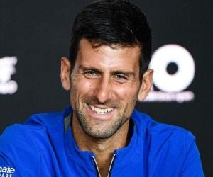 Novak Djokovic Birthday Age Height Details